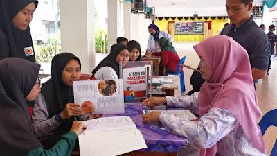 Karnival Kesihatan: Pendektan Modular Untuk Gabungjalin Pembelajaran Murid Tingkatan 4 dan 5