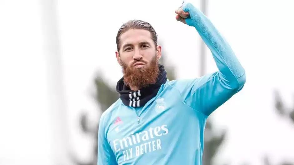 Sergio Ramos next club news