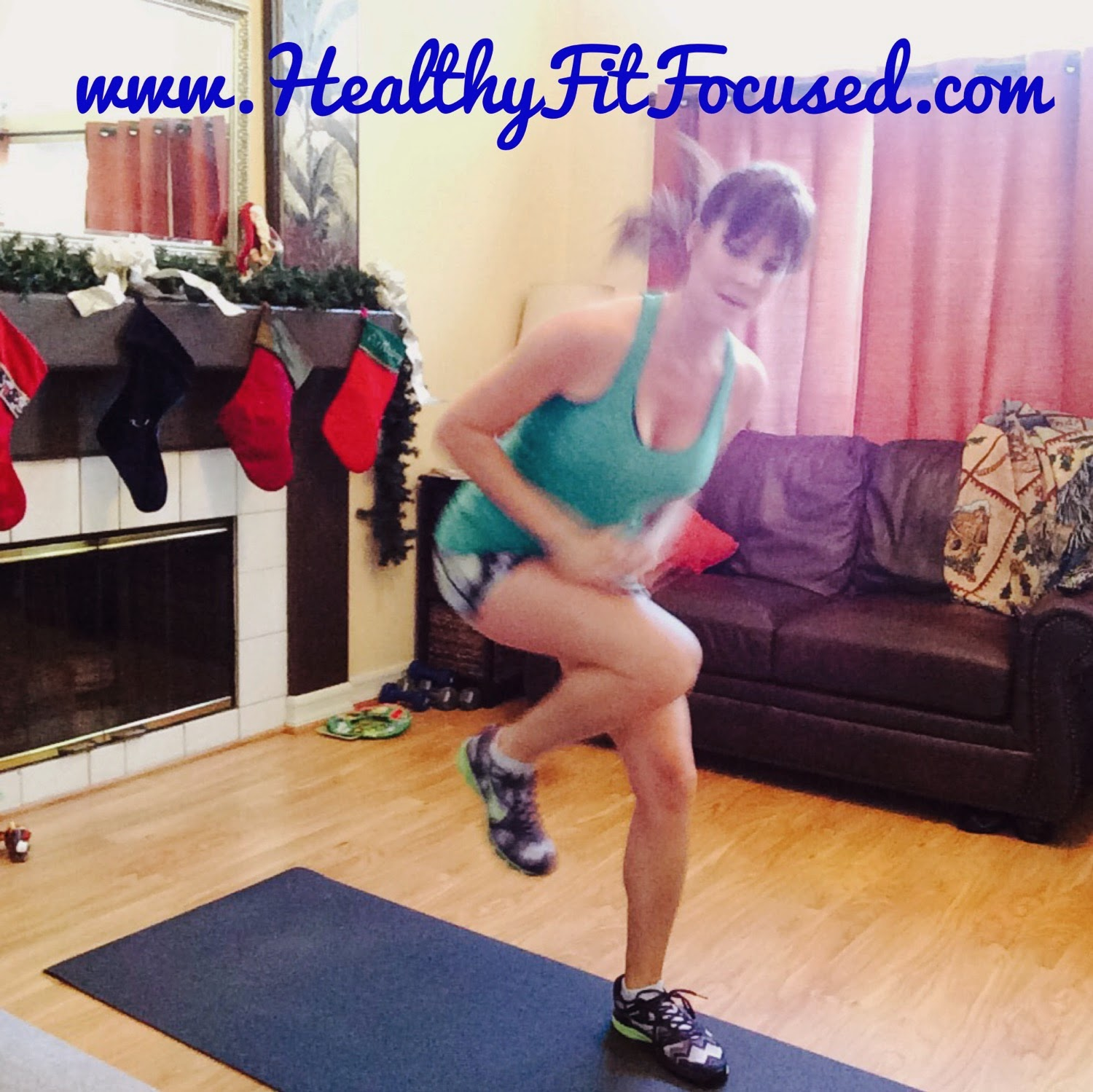 Healthy, Fit, and Focused: Insanity Max:30 - Week 1 Women's