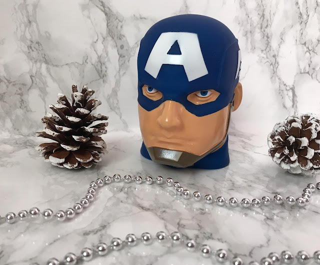 captain america illumi-mates night light for kids