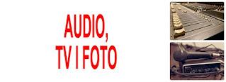 PRODAJA AUDIO, TV I FOTO TEHNIKE - SIVI OGLASI