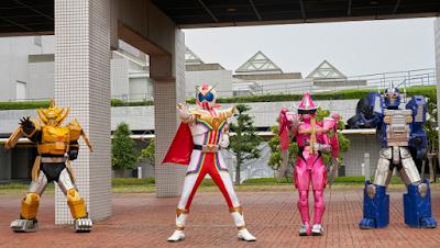 Kikai Sentai Zenkaiger Episode 17 Preview