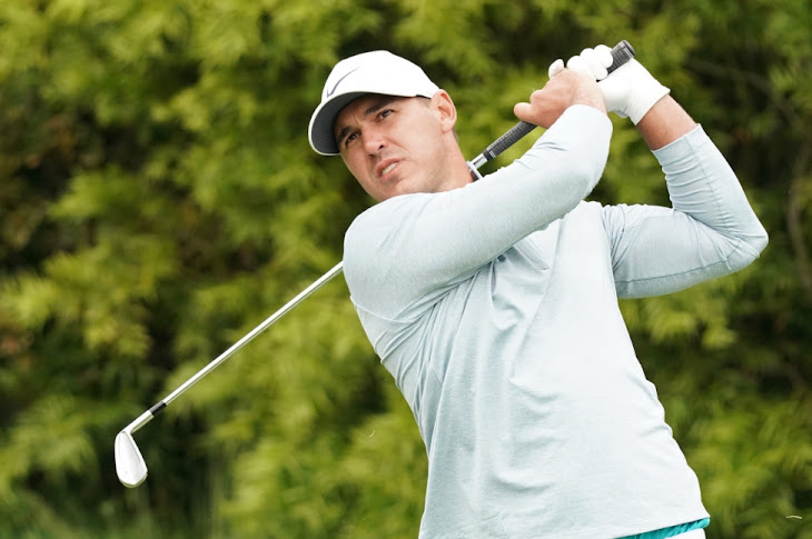 Brooks Koepka Jumps Out To A Lead At FedEx St. Jude Invitational