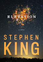 Elevation by Stephen King book cover and review
