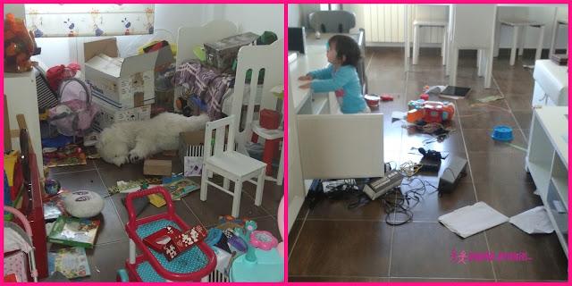maternidad, maternidad ideal, maternidad real, desorden en casa, niños