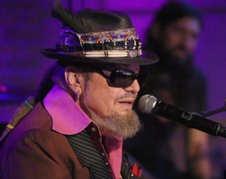 Grammy award winning musician Dr John dies at 77 after suffering a heart attack