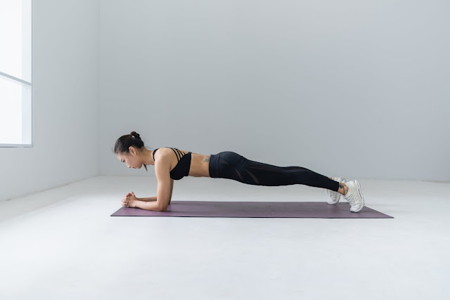 plank-weight loss exercises