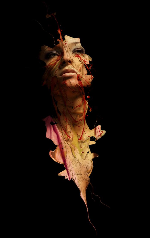 La Vie Digitale Alberto Seveso S Stunning Illustrations
