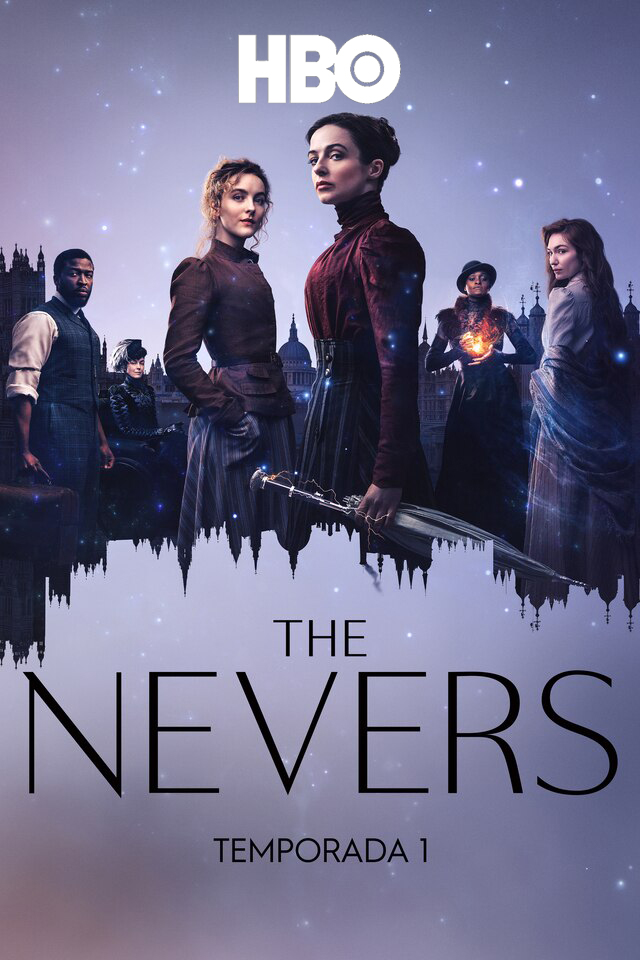 The Nevers (2021) Temporada 1 HMAX WEB-DL 1080p Latino