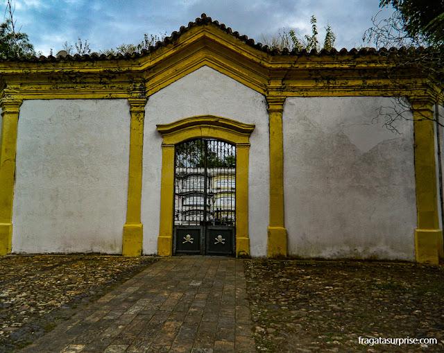 Cemitério do Carmo, Sabará, Minas Gerais