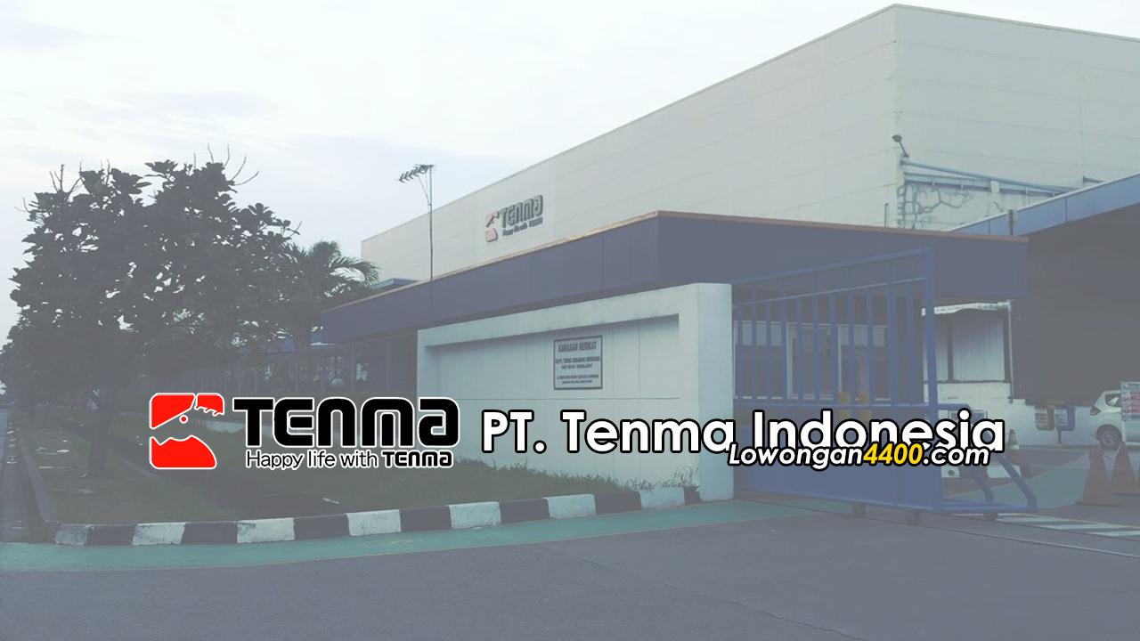 PT. Tenma Indonesia Cikarang