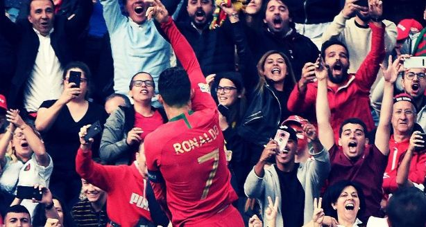 Portugal vs Swiss 3-1 Highlights, Ronaldo Hat-trick