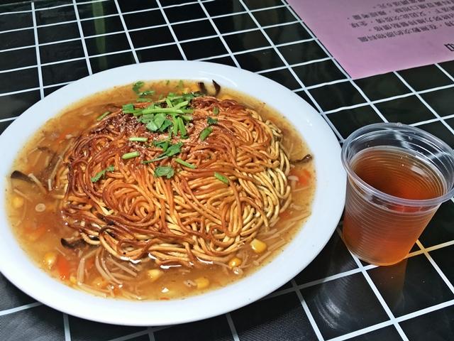 珍緣素食(珍緣中港式鐵板麵)