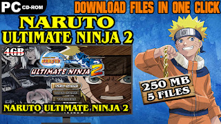 NARUTO ULTIMATE NINJA 2 PC DOWNLOAD