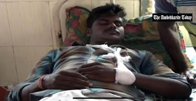 Tamil Nadu; Dalit man assaulted for wearing sunglasses, police arrested for resisting attack