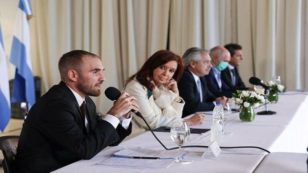 Gobierno argentino extiende plazo de renegociación de la deuda