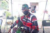 Tindak Lanjuti Arahan Ketua Tim Wasev DAN SSK Berikan Penyampaian Kepada Para Personel TNI Kodim 1310/Bitung