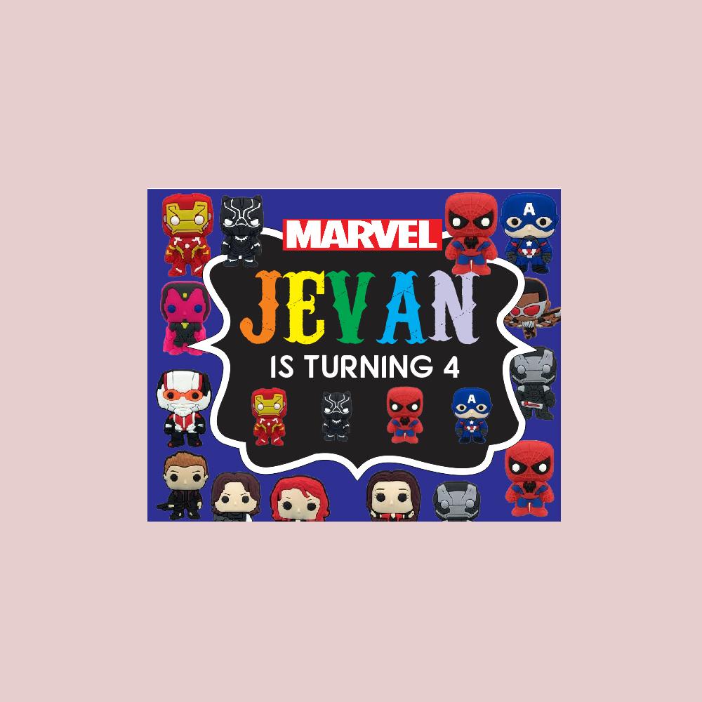 Kumpulan Contoh Desain Banner Ulang Tahun Anak Berbagai ...