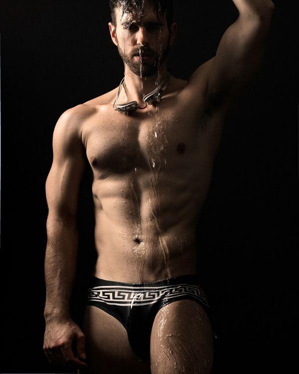 JeanPaul Acocella Shirtless by Benjamin Veronis