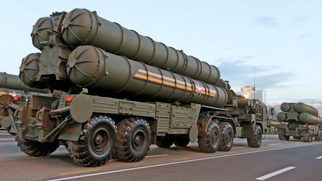 """EE.UU. realiza un esfuerzo de """"último momento"""" para evitar que Turquía compre los S-400 a Rusia"""