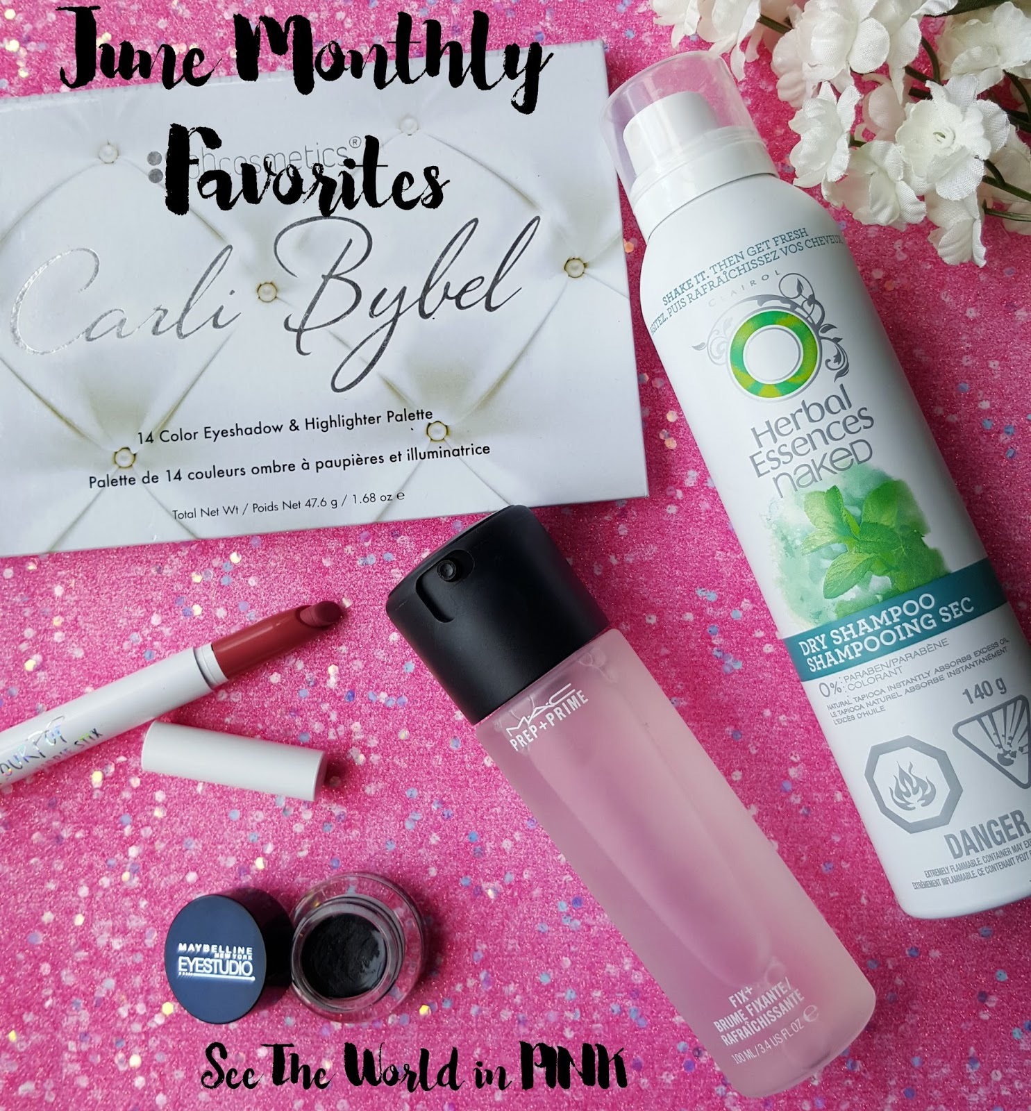 June 2016 - Monthly Favourites!