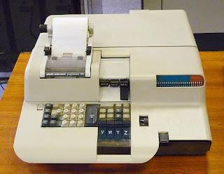 Perotto's Programma 101 electronic calculator  has become a design classic