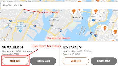 Popeyes Locations Near Me