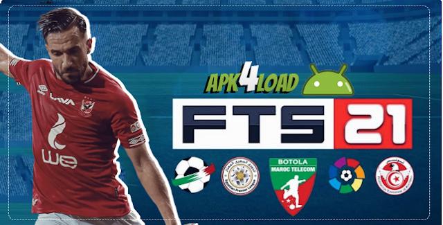 تحميل لعبة كرة القدم FTS 2021 APK مضغوطة للأندرويد بدون مشاكل