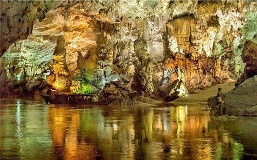Thế giới ngầm rộng lớn dưới đất ở Việt Nam 2