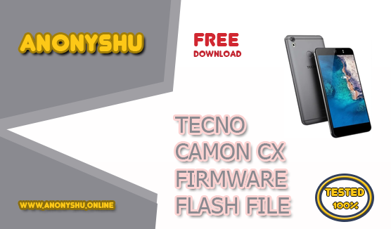 Flash File Tecno Cx Air