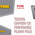 TECNO CAMON CX OFFICIAL FIRMWARE FLASH FILE FIX ROM WORK 100% 2019 UPDATE