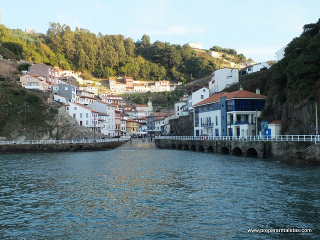 excursión de 1 día a Cudillero Asturias