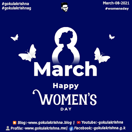 International Women's Day - 2