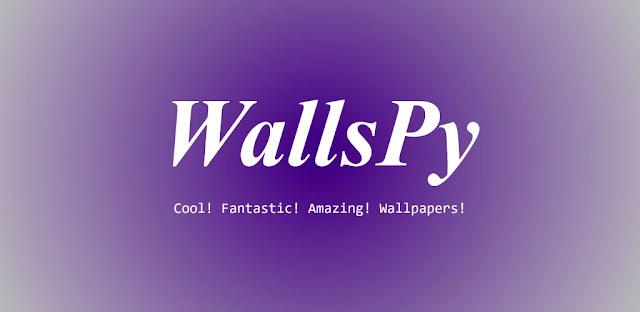 تنزيل WallsPy: HD Wallpapers & Backgrounds  تطبيق لتنزيل خلفيات جميلة لنظام الاندرويد