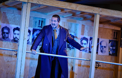 Randall Jakobsh - Wagner: Der fliegende Höllander - Heidenheim Opera Festival (photo Oliver Vogel)
