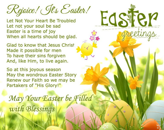 Happy Easter Images, Pictures, Photos with Quotes, Wishes, SMS