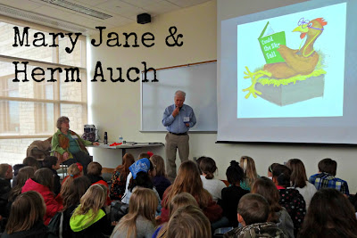 mary jane and herm auch