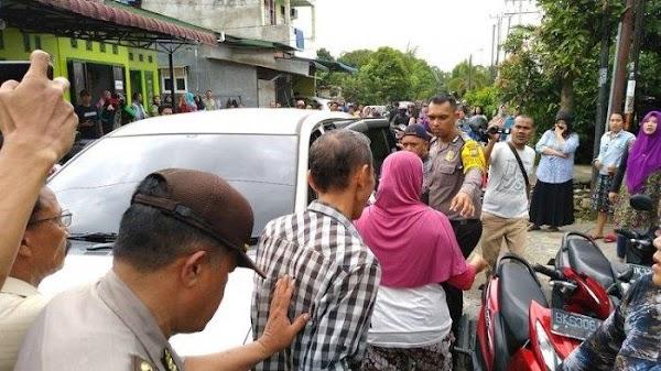 Istri Pelaku Bom Bunuh Diri di Polrestabes Medan Dikabarkan Hamil