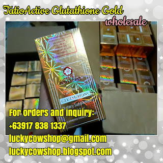 TatioActive Gluta wholesale