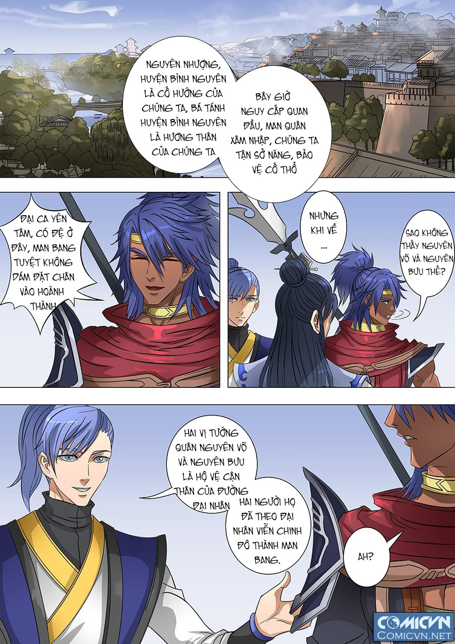 Đường Dần tại Dị Giới trang 7