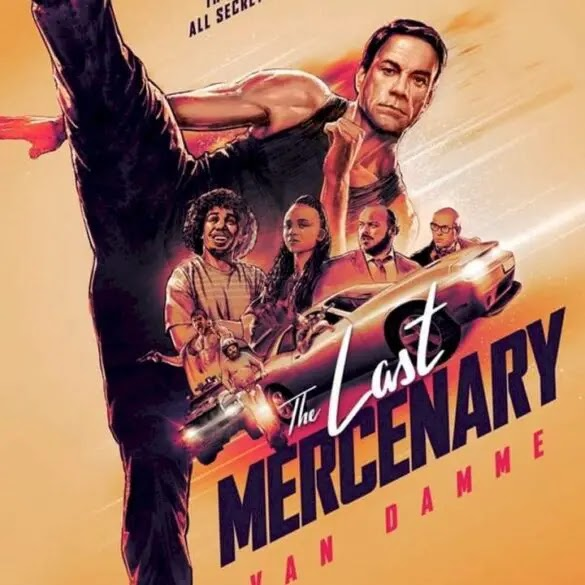 [Movie] The Last Mercenary (2021) #Arewapublisize