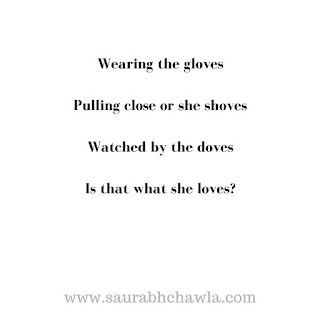 is that what she loves poem by saurabh chawla