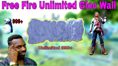 Free Fire Unlimited Gloo Wall Hack