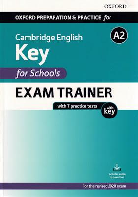 Oxford A2 Key for Schools Exam Trainer audio