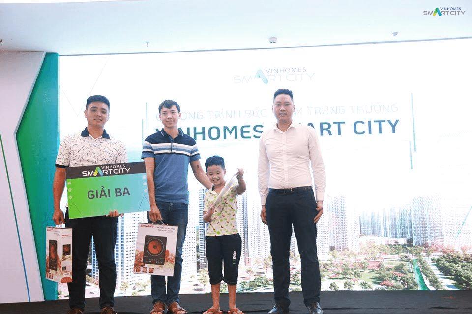 Lựa chọn căn hộ Vinhomes Smart City dành cho con