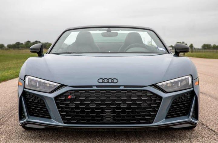 Hennessey tiết lộ bản nâng cấp cho Audi R8