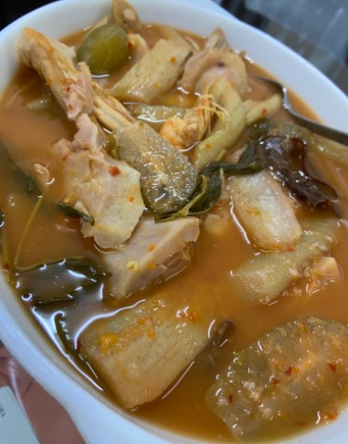 masakan tradisi melayu, menu mudah, masakan simple berbuka puasa, ubi