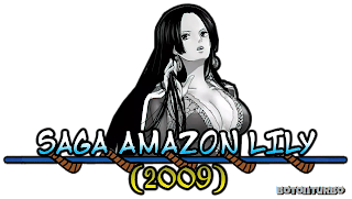 One Piece - Saga Amazon Lily