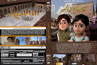 AZAHAR 2019 [COVER – DVD]
