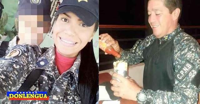 Comisionado de la PNB mató de tres tiros a su ex- esposa y luego se quitó la vida